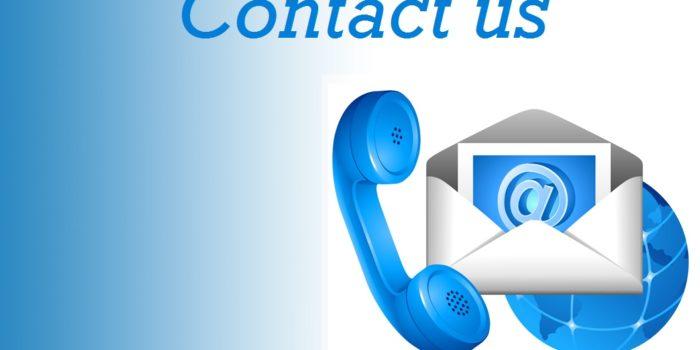 contact us contatti