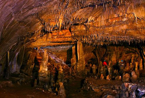 Particolare della Grotta Paglicci
