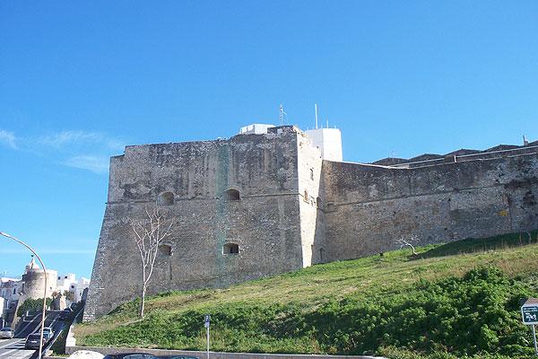 Il Castello Svevo di Vieste